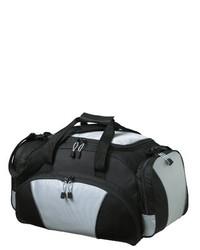 Charcoal Duffle Bag