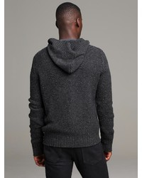 59100324824e63 Banana Republic Heritage Cable Knit Hooded Sweater Jacket, $150 ...