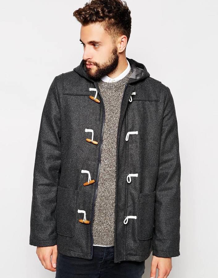 Barneys Wool Duffle Coat | Where to buy & how to wear