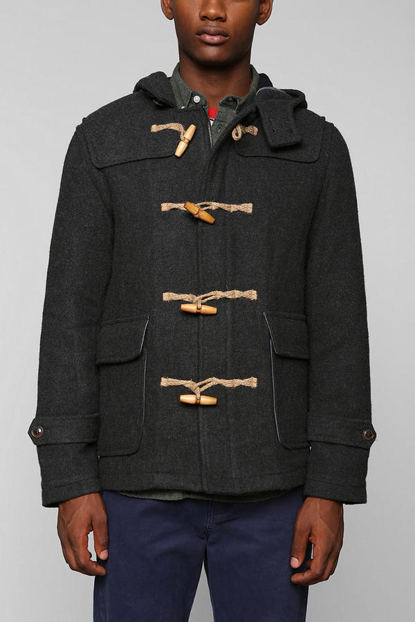 Urban Outfitters Cpo Duffle Coat | Where to buy & how to wear
