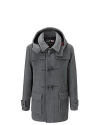 Gloverall Detachable Hood Duffle Coat