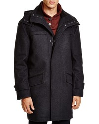 Cole Haan Hooded Duffel Coat