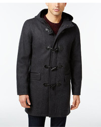 INC International Concepts Hooded Toggle Coat Only At Macys