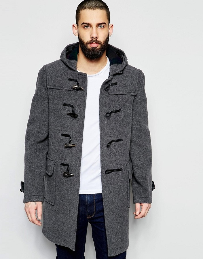 Gloverall Long Duffle Coat | Where to buy & how to wear
