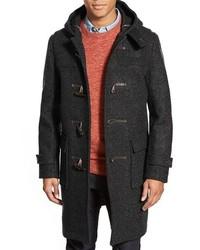 MACKINTOSH Longline Wool Duffle Coat