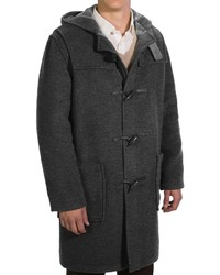 Montgomery By John Partridge Duffle Coat Classic Fit