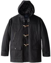 Nautica Big Hooded Toggle Coat