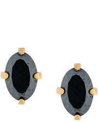 Wouters & Hendrix Curiosities Hematite Earrings