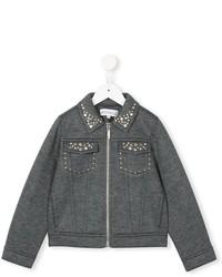 Simonetta Stud Embellished Jacket