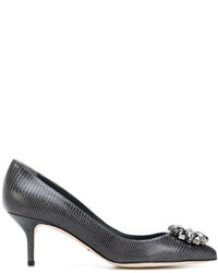 Dolce & Gabbana Embellished Pointed Pumps
