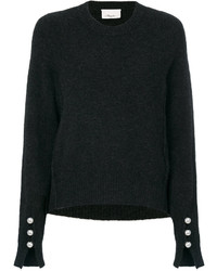 3.1 Phillip Lim Faux Pearl Embellished Sweater