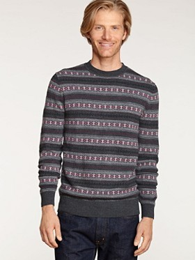Pendleton Merino Fair Isle Sweater | Where to buy & how to wear