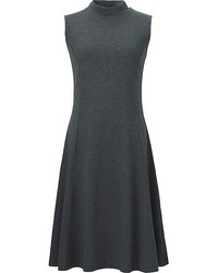 Uniqlo Fit And Flare Sleeveless Dress