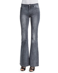 Michl michl kors retro flared jeans emmanuelle wash medium 469669
