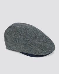 Ted Baker Herra Herringbone Flat Cap