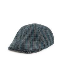 Goorin Bros. Pacheco Houndstooth Wool Driving Cap