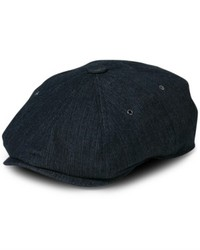 Rocawear Accessories Chambray Newsboy Cap