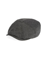 Ted Baker London Textured Baker Boy Cap