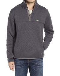 L.L. Bean Sweater Fleece Pullover