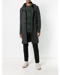 Etro Floral Patterned Coat