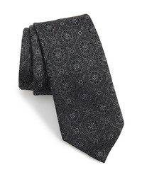 Ted Baker London Floral Medallion Tie