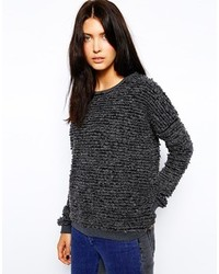 Fluffy sweater medium 125639