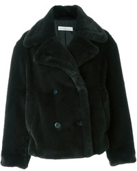 Golden Goose Deluxe Brand Kate Faux Fur Coat