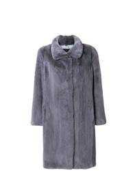 Mid length fur coat medium 8124512