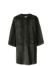 P.A.R.O.S.H. Quinter Fur Coat