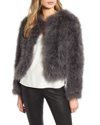 LaMarque Feather Topper Jacket