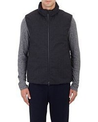 Theory Ashdane Puffer Vest Colorless