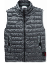 Stone Island Quilted Shell Down Gilet