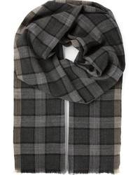 Tom Ford Checked Scarf