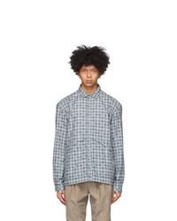 Nonnative Grey Coach Shirt Jacket