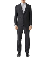 Burberry Check English Fit Wool Suit