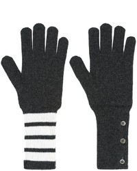 Thom Browne Knit Gloves