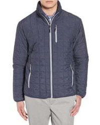 Charcoal Harrington Jacket