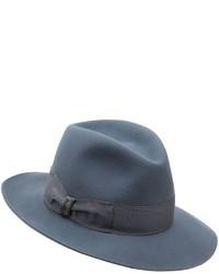 Borsalino Alessandria Medium Brimmed Felt Hat
