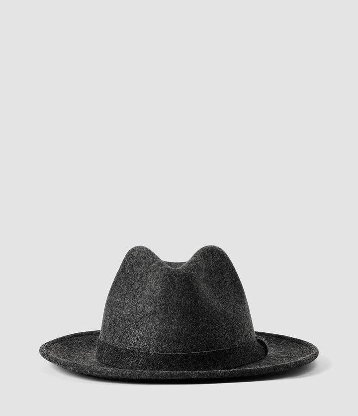 8ea2535e25754 ... AllSaints Bronson Fedora Hat ...