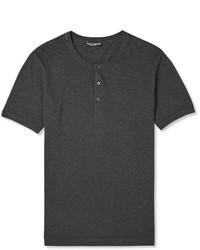 Charcoal henley shirt original 2603391