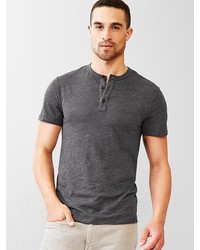 Gap Beach Slub Henley