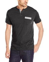 Company 81 Short Sleeve Henley Shirt