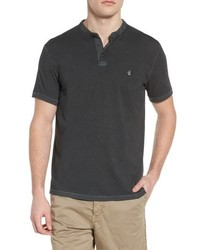 John Varvatos Star USA Sublime Short Sleeve Henley