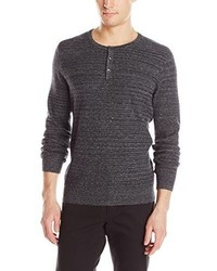 Kenneth Cole New York Kenneth Cole Pique Henley Sweater