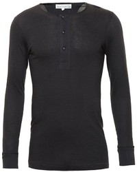 Merz b schwanen henley t shirt medium 452617