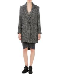 Etoile Isabel Marant Isabel Marant Toile Herringbone Tweed Daphne Coat