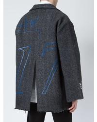 A-Cold-Wall* Herringbone Coat