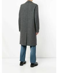 Harris Wharf London Herringbone Single Breasted Coat