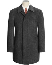 Ralph Lauren Lauren By Jeak Topcoat Wool