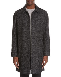 John Elliott X Nordstrom Nine Herringbone Overcoat